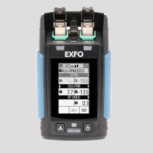 medidor-de-potencia-10GPON-EXFO