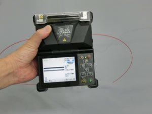 Fusionadora-Fibra-Optica-Fitel-Ninja